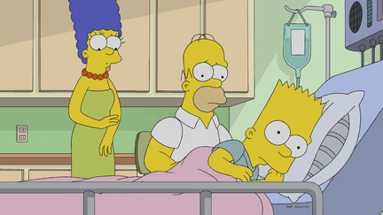The Simpsons Season 30 Episode 1