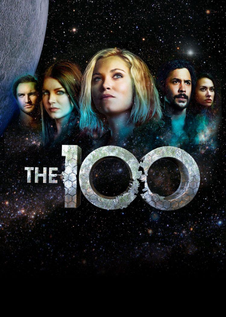 The 100 Season 6 Poster
