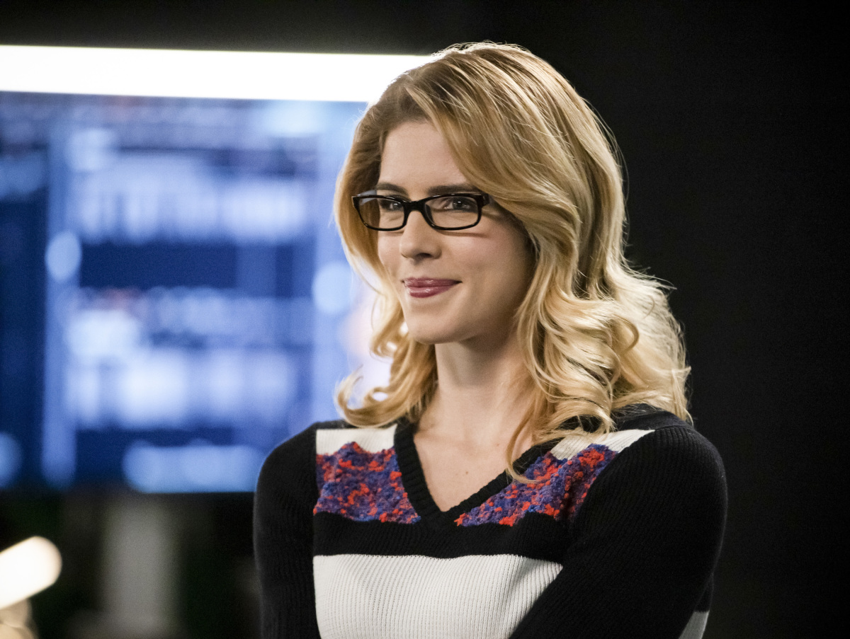 Emily Bett Rickards - Arrow