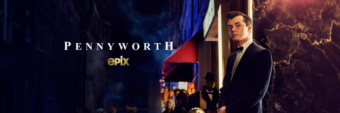 Pennyworth Cover Photo