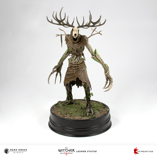Leshen Statue - Dark Horse Direct