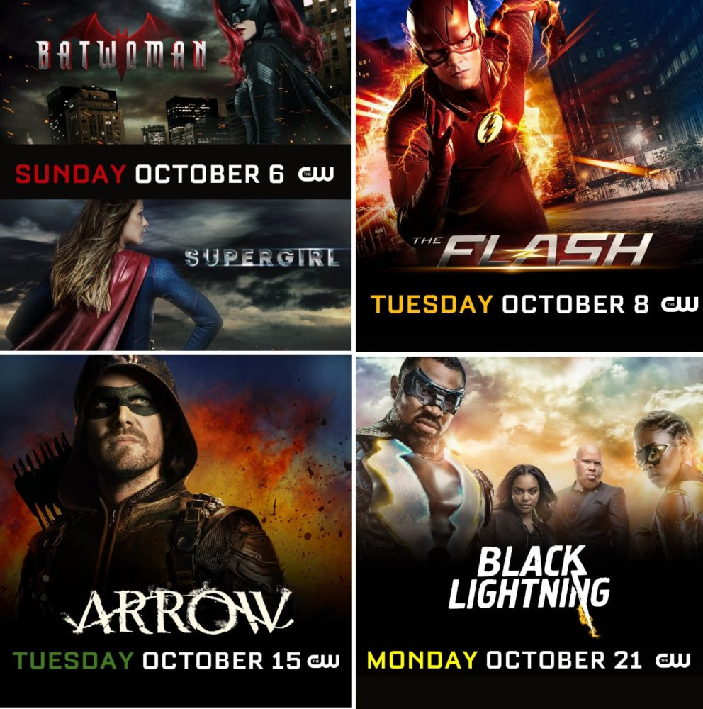 DC TV Fall 2019