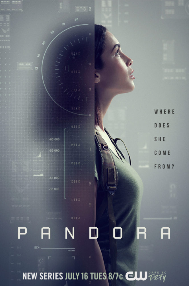 Pandora from The CW