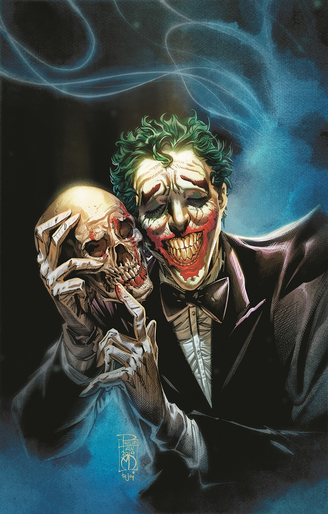 Joker: Year of the Villain Cover