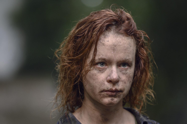 Thora Birch as Gamma - The Walking Dead _ Season 10