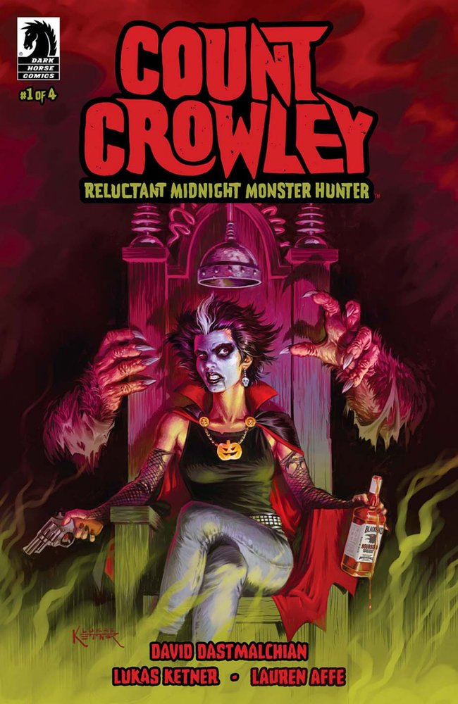 Count Crowley #1
