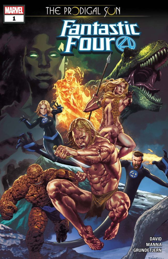 Fantastic Four: Prodigal Son #1
