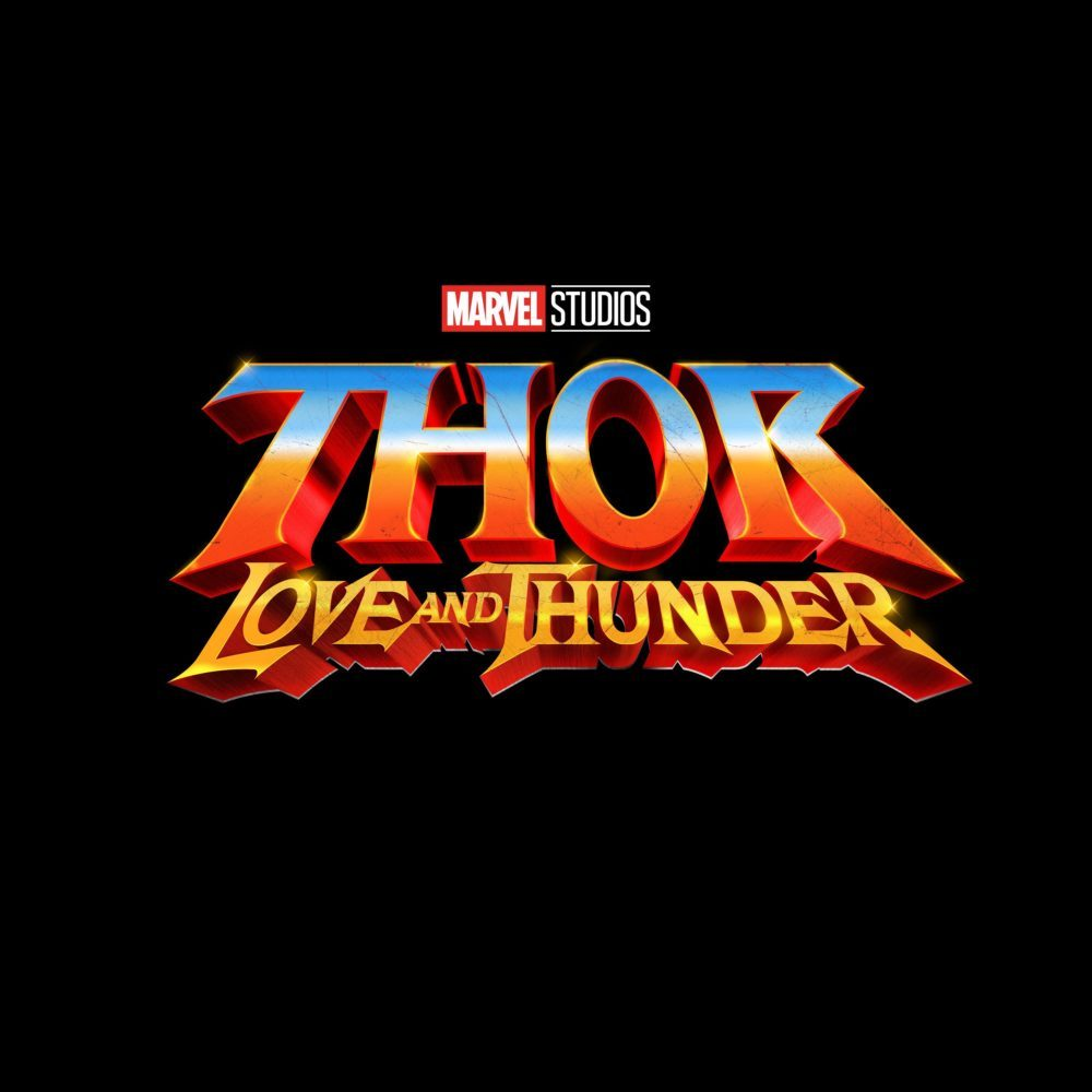 Thor: Love And Thunder Logo