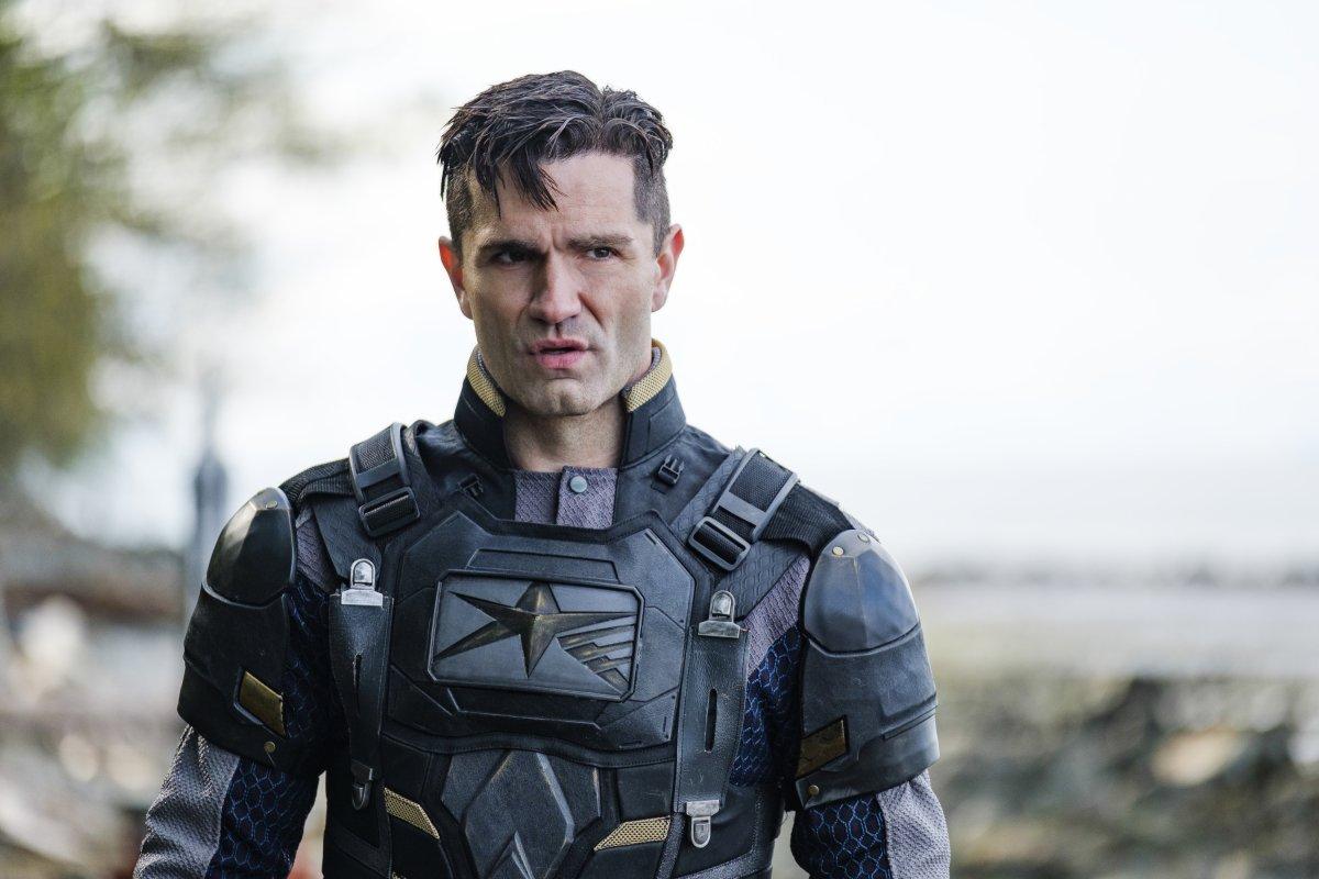 Sam Witwer Supergirl Season 4