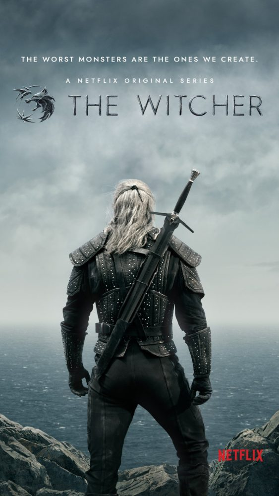 The Witcher Netflix Poster