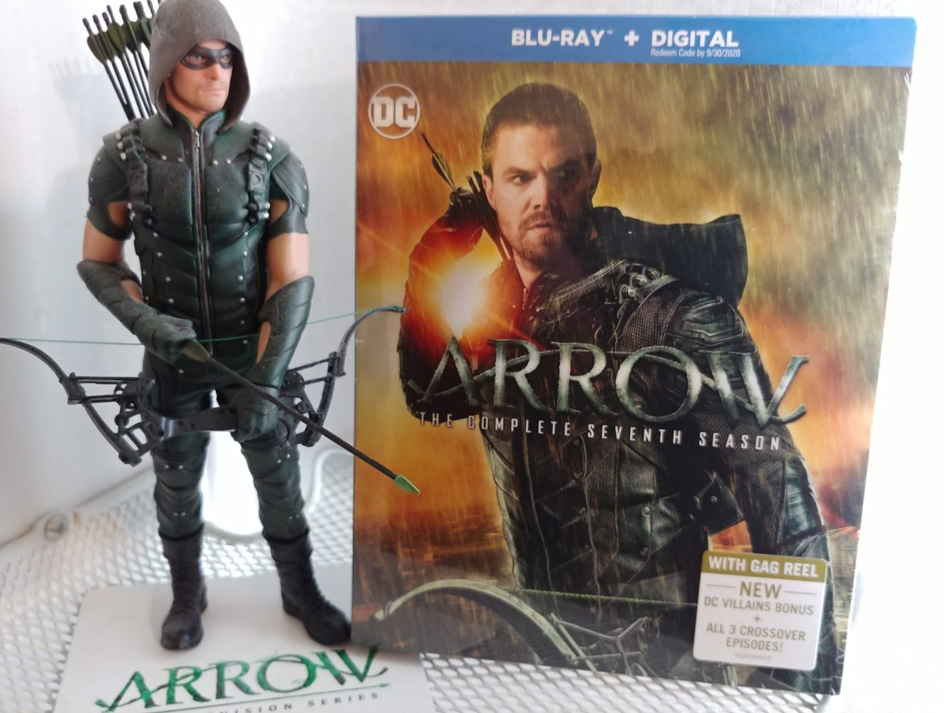 Arrow Season 7 Blu-Ray