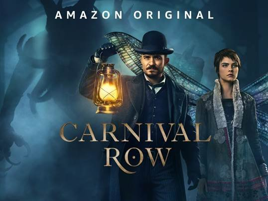 Carnival Row Key Art 2