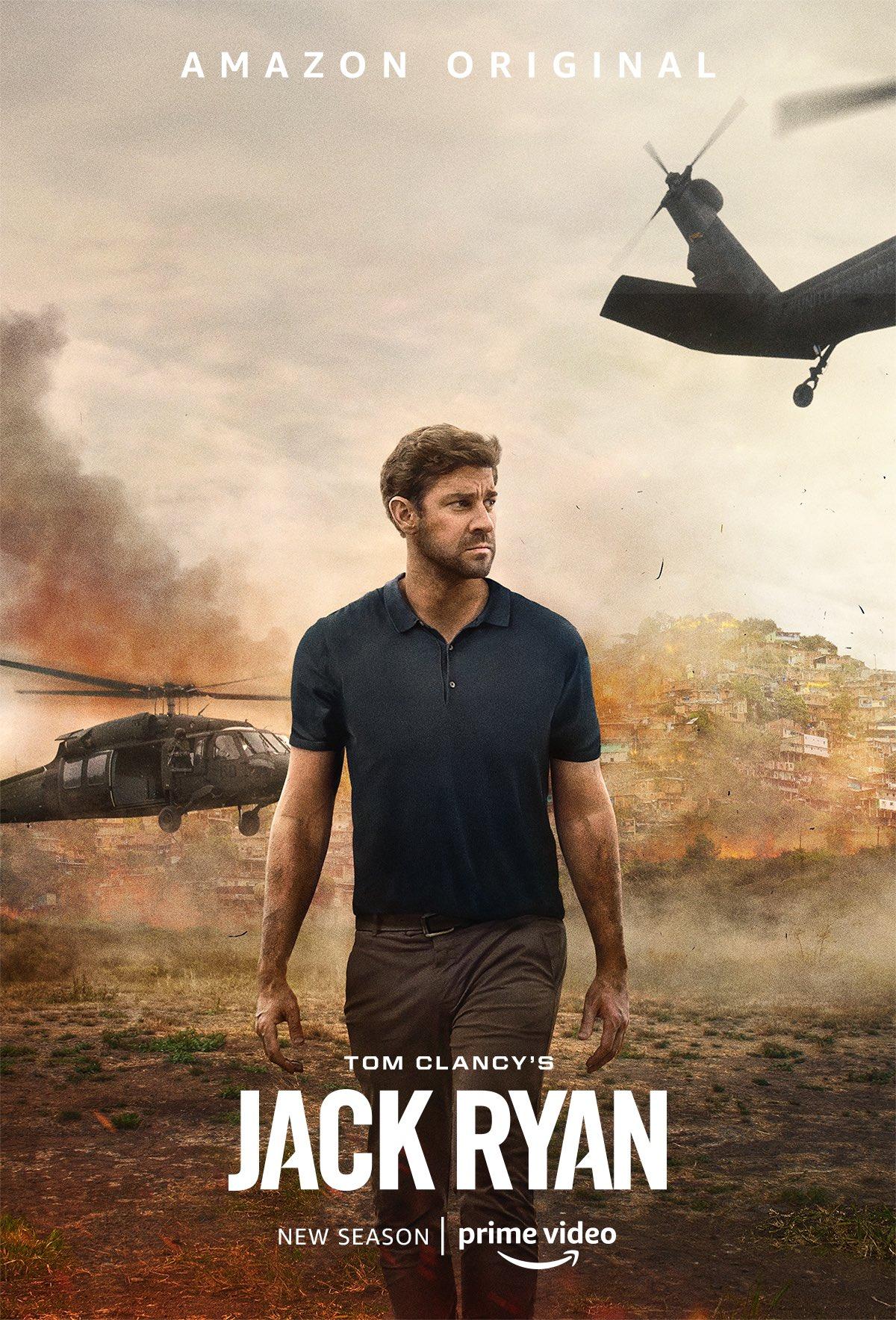 Jack Ryan Season 2 Poster