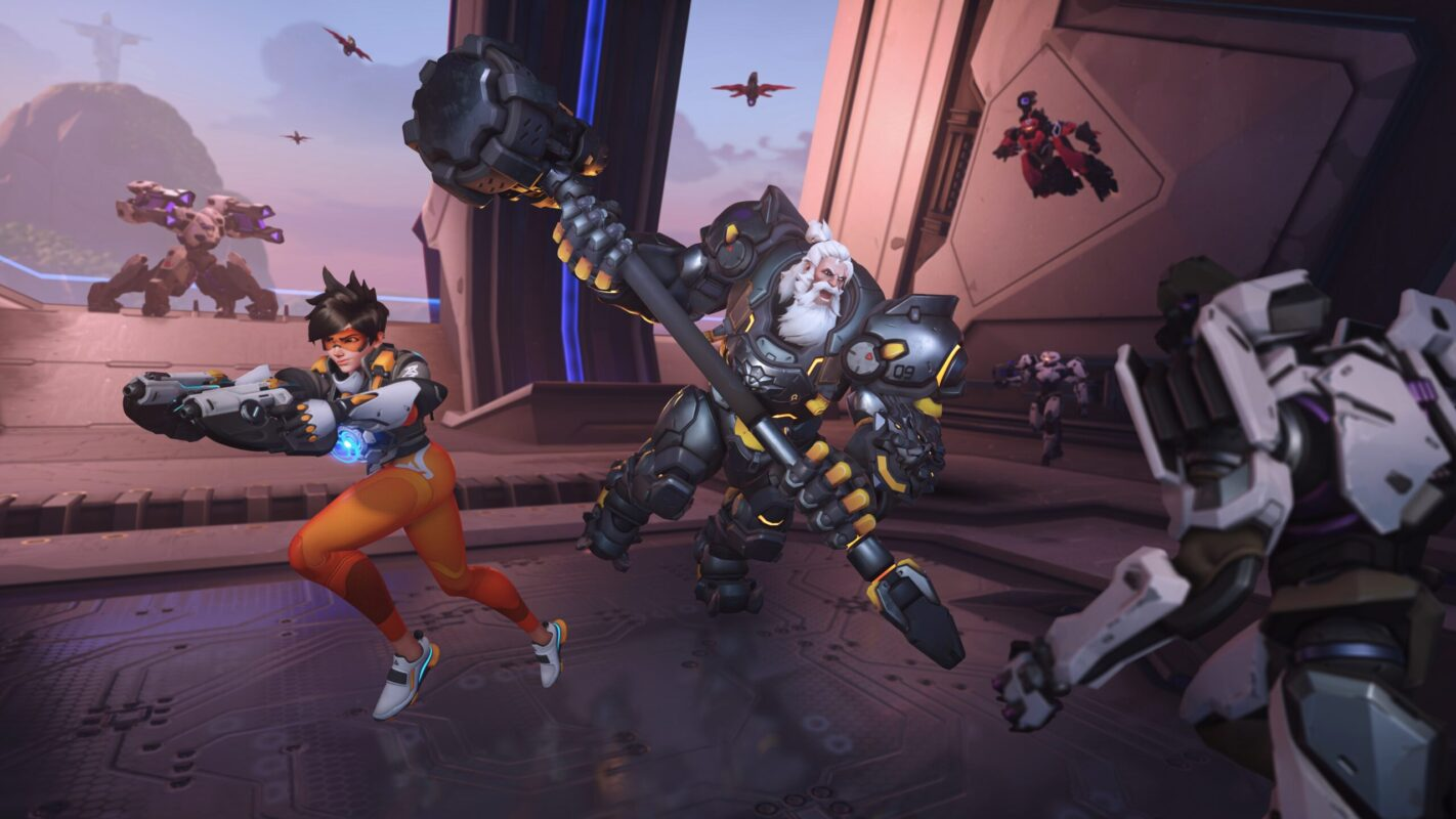 Overwatch Rio Group - Blizzcon 2019