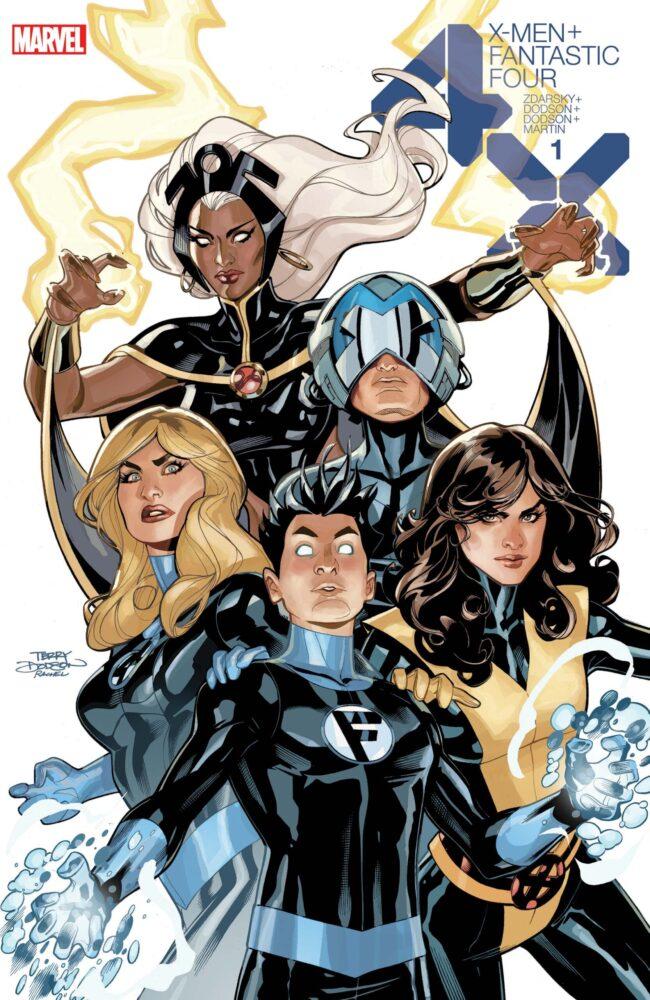 X-Men/Fantastic Four (2020) #1