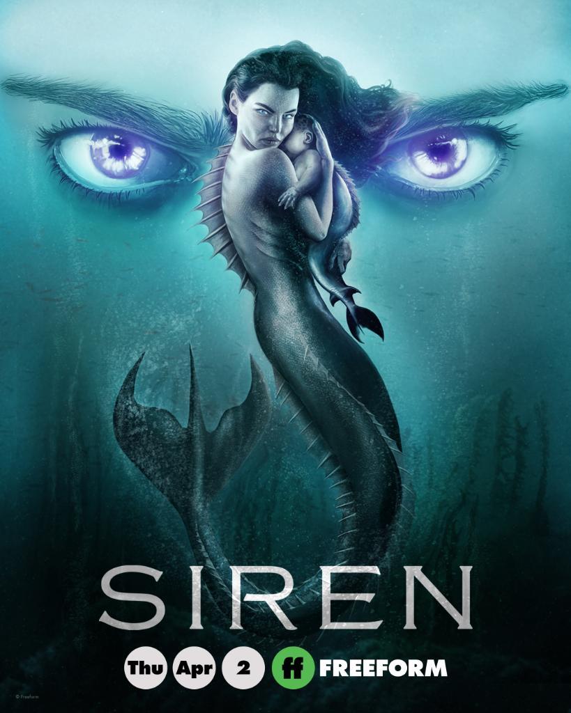 Siren Season 3 Poster