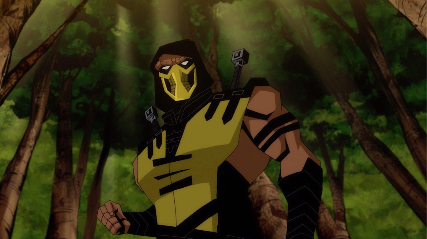 Scorpion in Mortal Kombat: Scorpion's Revenge