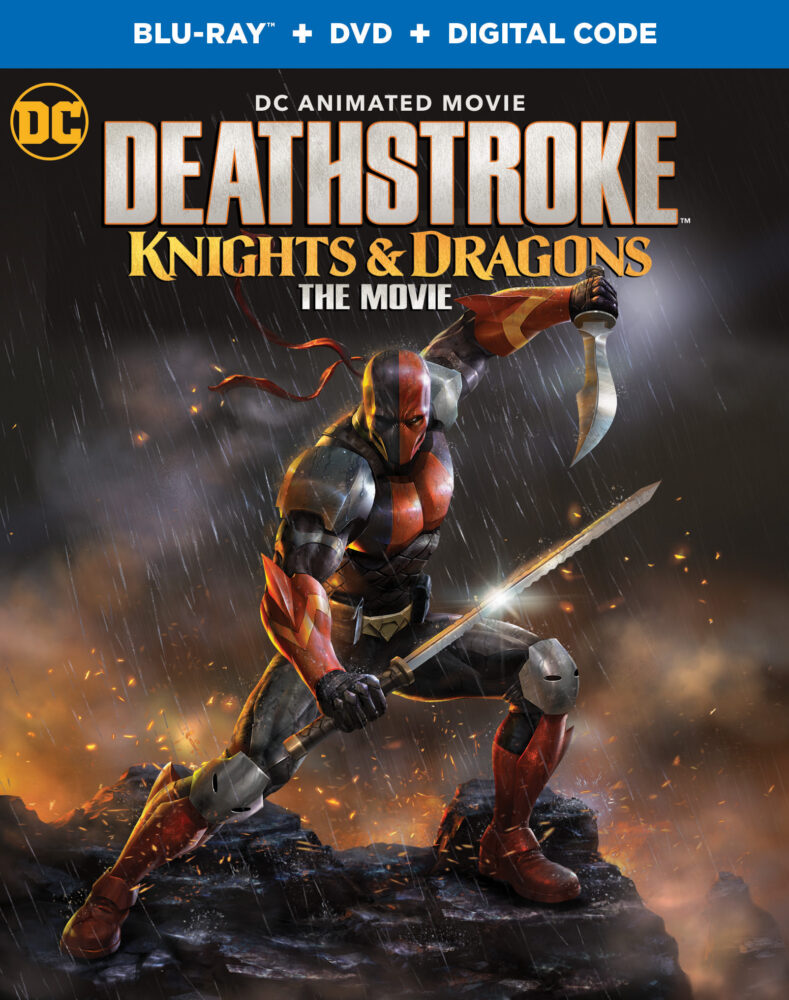 Deathstroke: Knight & Dragons - The Movie