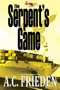 The Serpent's Game by A.C. Frieden