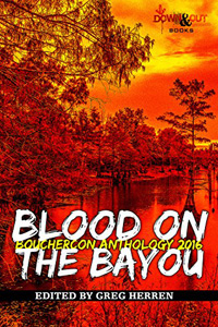 Blood on the Bayou by Greg Herren, editor