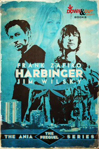 Harbinger by Frank Zafiro and Jim Wilsky