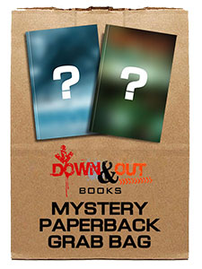 Down & Out Books Mystery Paperback Grab Bag Promotion