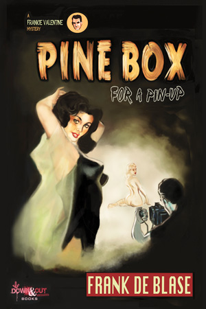 Pine Box for a Pin-Up by Frank De Blase