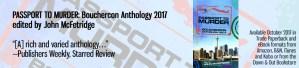 Passport to Murder: Bouchercon Anthology 2017 edited by John McFetridge
