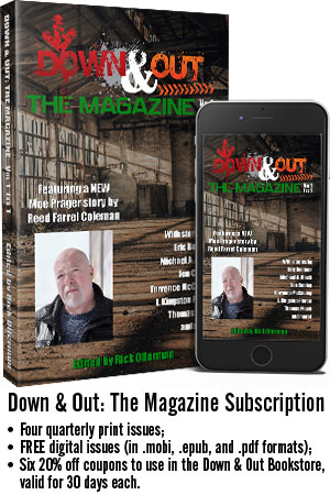 Down & Out: The Magazine Subscription