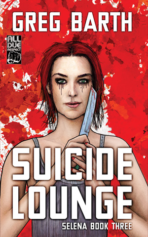 Suicide Lounge by Greg Barth