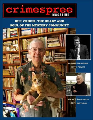 Crimespree Magazine Issue 67 edited by Jon and Ruth Jordan