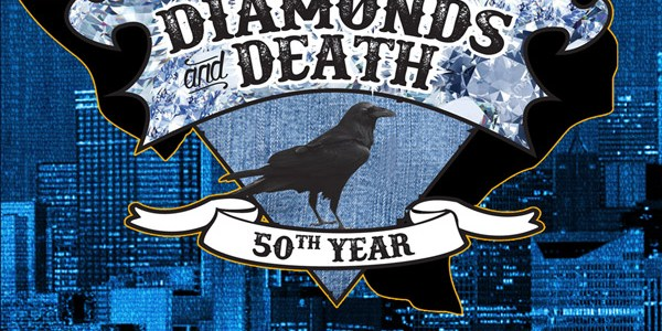 Denim, Diamonds and Death edited by Rick Ollerman