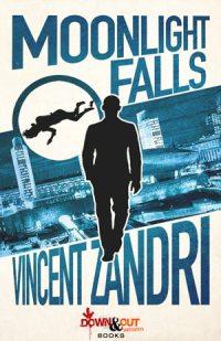 Moonlight Falls by Vincent Zandri
