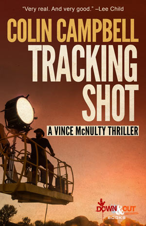 Tracking Shot by Colin Campbell