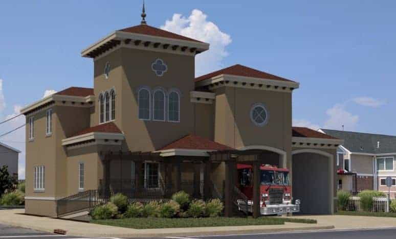 Ventnor Heights Firehouse