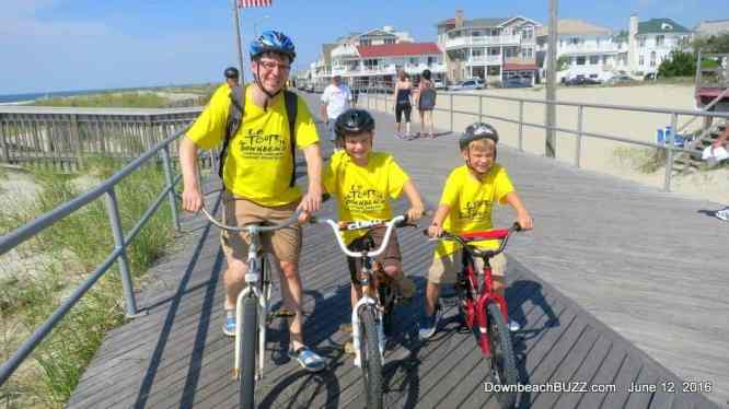 Margate Ventnor Boardwalk Biking