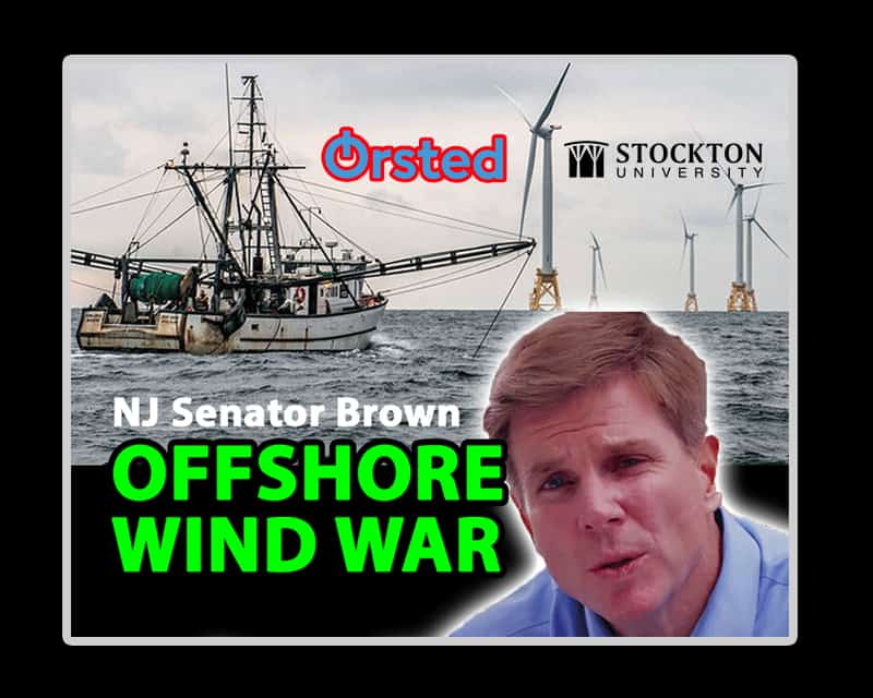 chris brown wind turbine new jersey orsted