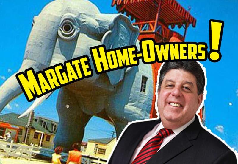 Margate homeowners Jay Weintraub