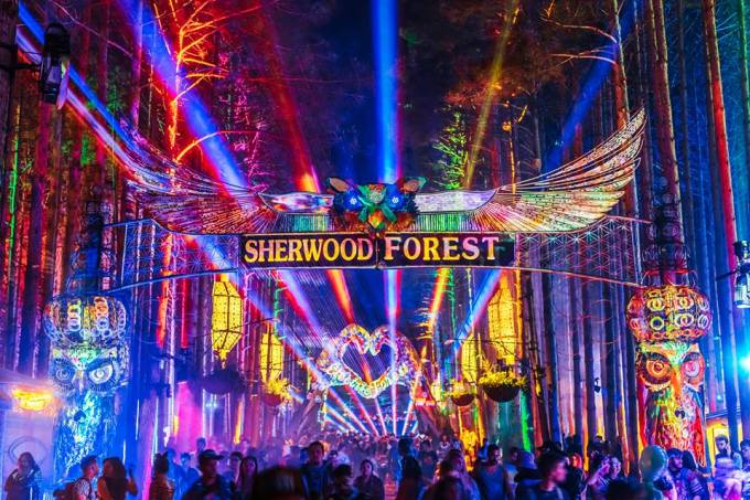 「Electric Forest Festival」の画像検索結果