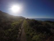 Bluffs Trail.