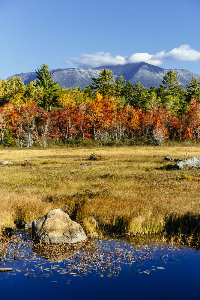 Fall Foliage in Maine  Down East