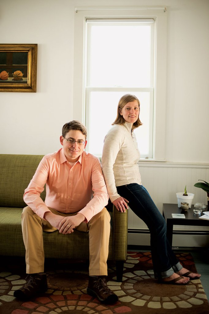 Tom and Becca Powell