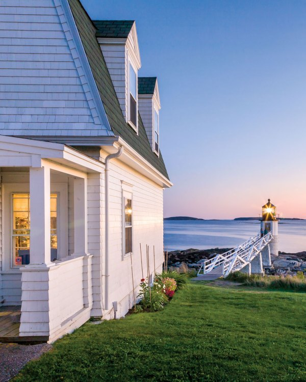 Down East, Marshall Point Light, 10 Picture-Perfect Photo Ops