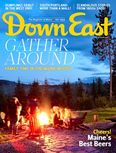 Down East June 2015 Cover