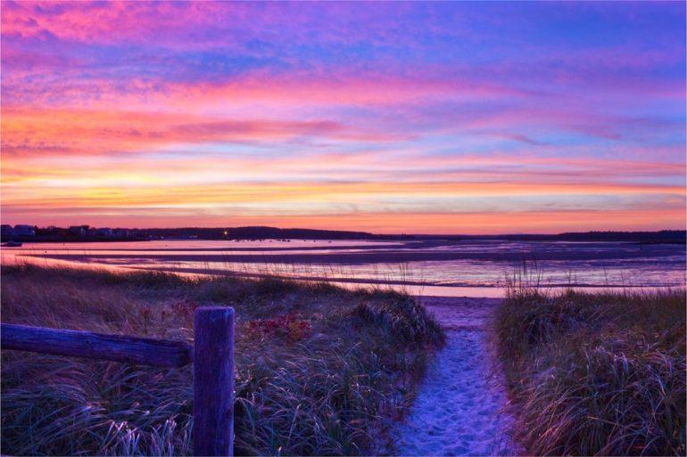 Beaches near ME, Secret Maine Beaches