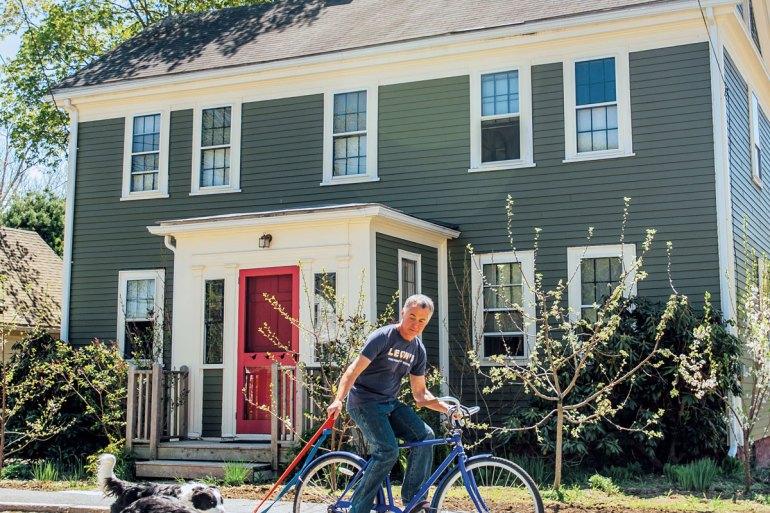 Maine Homes, Village Farm, Damariscotta