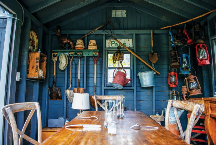 The Potting Shed, Kennebunkport, Maine