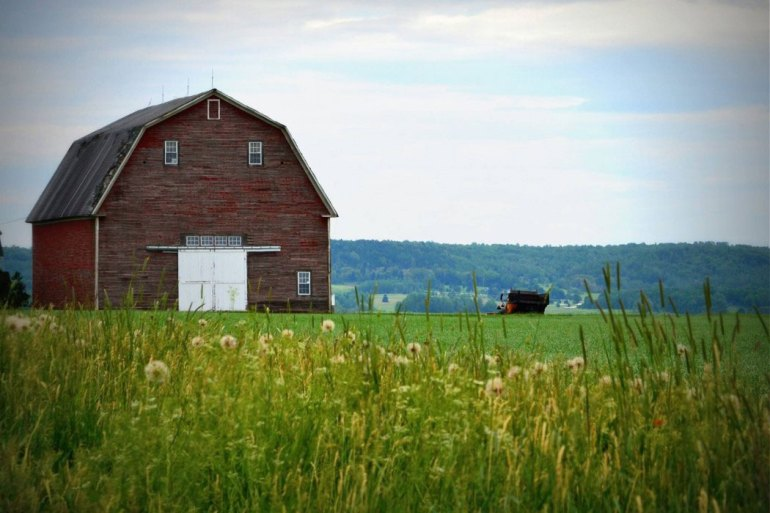 Barn, Aroostook County