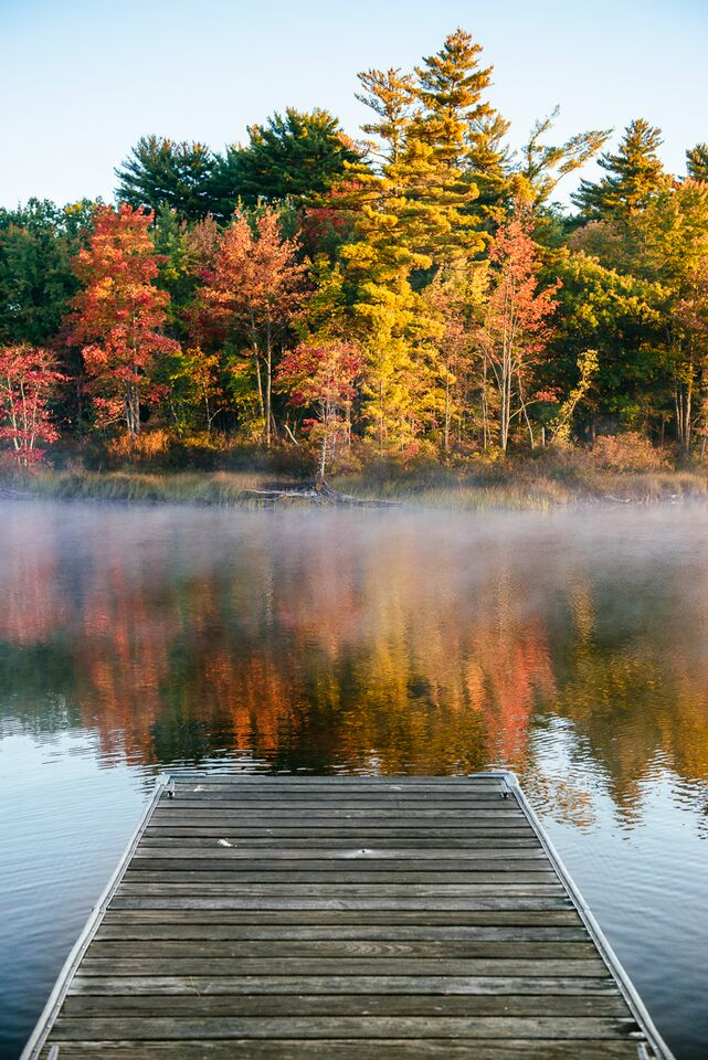 The Ultimate Maine Fall Foliage Tour  Autumn in Maine