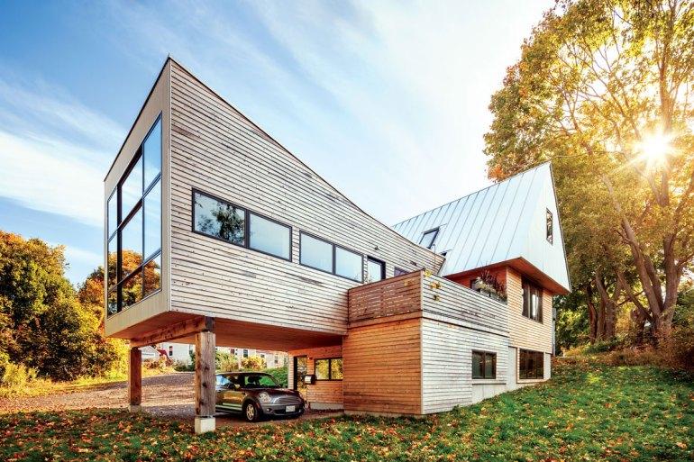 Maine Home, Nesting Habits, South Portland